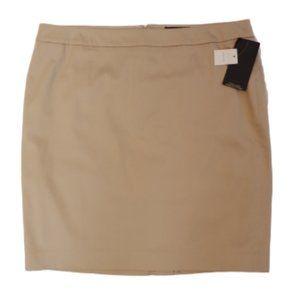 RW & Co. Stretch Cotton Pencil Skirt NWT- Sz. 14